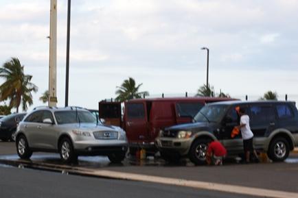 Mobile Carwash, San Juan, PR