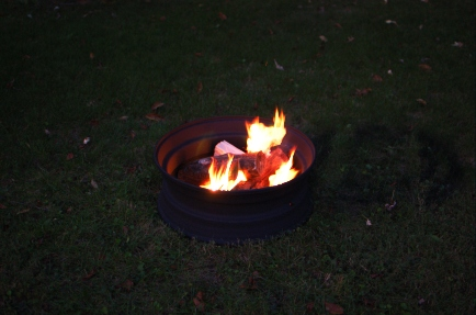 Homebrew Fire Ring